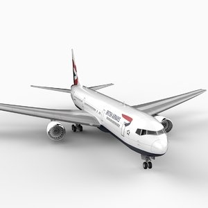 max 767-300 british airways