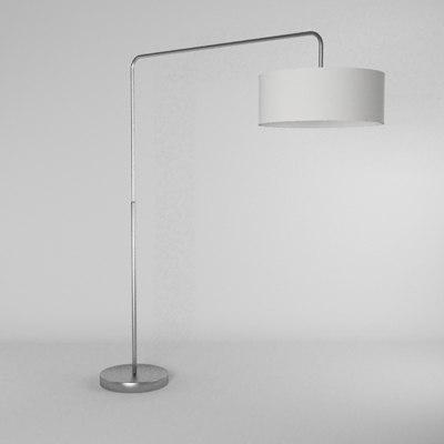 lamp boconcept 3d model
