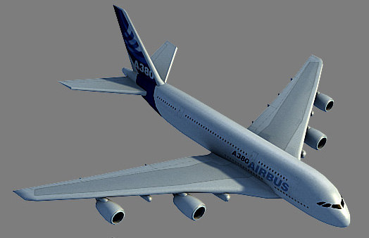 3ds a380 airbus