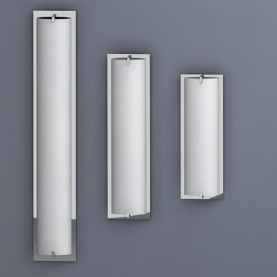 3ds max wall lamps