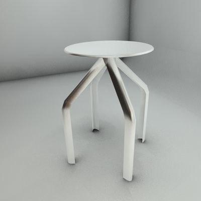 chair stool 3d c4d