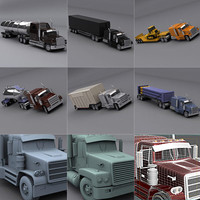 Semi Trailers Collection