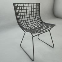 3ds max eames chair