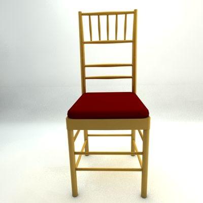 ball chair 3ds