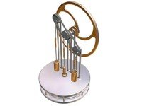 stirling engine 3d model