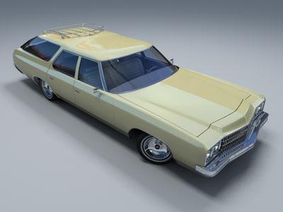 max caprice estate wagon 1973
