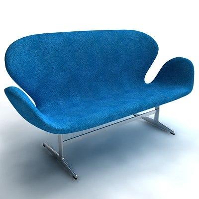 fritz-hansen swan sofa max