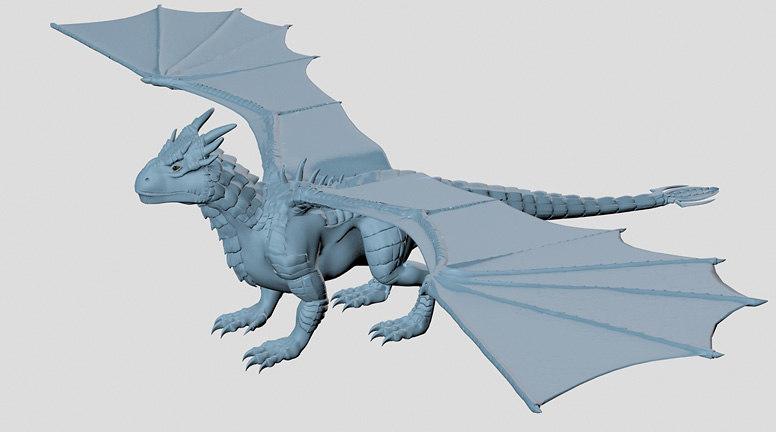 max dragon draco