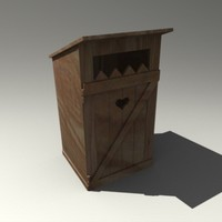 maya latrine commode