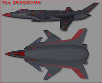 Dragonov fighter