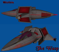 Wasp raider craft