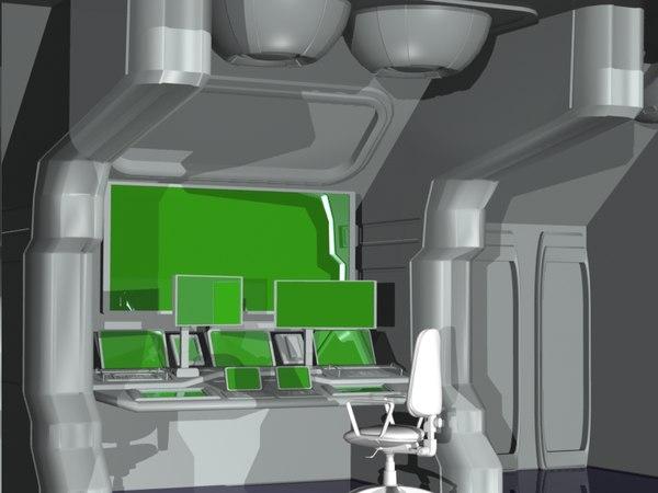 control station 3d 3ds