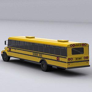 max school bus