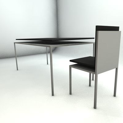 maya olivet chair desk