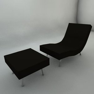 pillet sofa 3ds