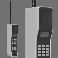 3ds max cell phone cellular