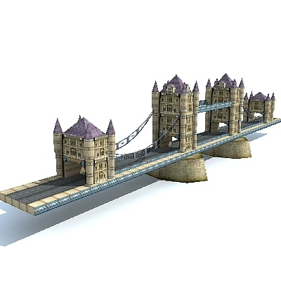 maya tower bridge