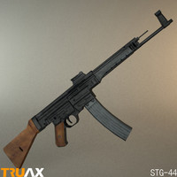 mp-44 german assault rifle 3d max