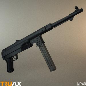 german mp40 max