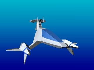 free x model jet space