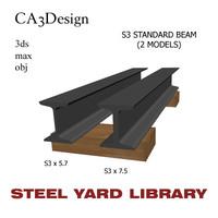 S3 Standard Beam