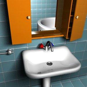bathroom mirror max