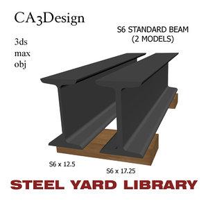 maya s6 standard beam