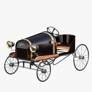 max 1910 pedal car