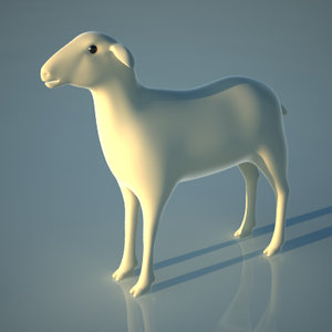 goat lamb 3ds