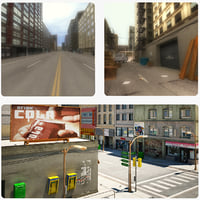 city scenes pack platinum max