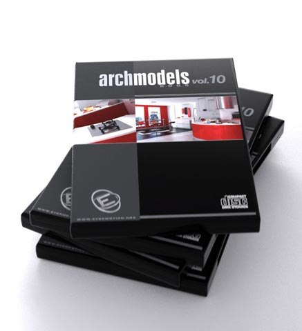 3d max archmodels 10