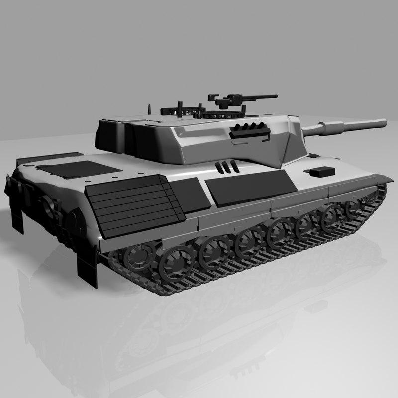 lightwave leopard tank