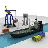 lego ship 3d model