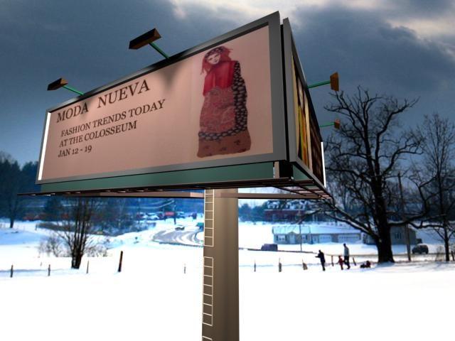 billboards 3ds