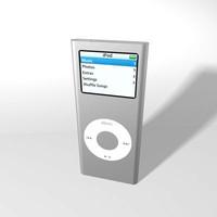 maya ipod nano