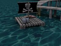 Boat (Max,3ds,cob)