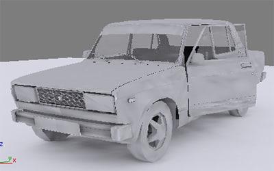max classic car vaz 21053