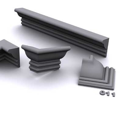 moldings architectural max