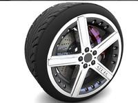 3d gt wheel tyres