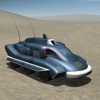 SPV - Spectrum Pursuit Vehicle