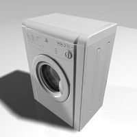 washing machine indesit c4d