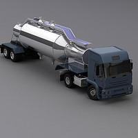 Euro Truck Chemitank