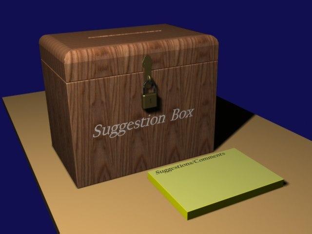 3dsmax lock box