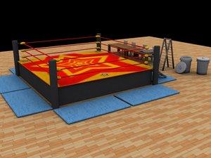 max wrestling kit