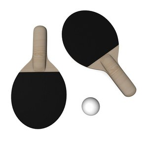 ball table tenis dxf