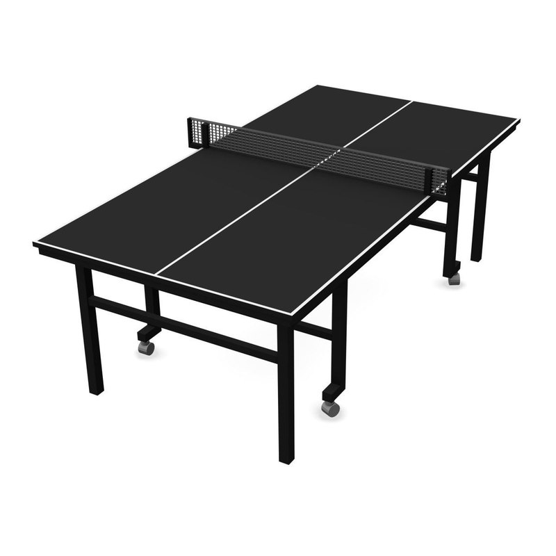 3d model pingpong tennis