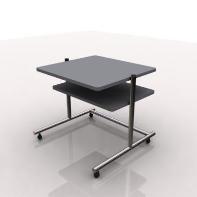 contemporary desk max