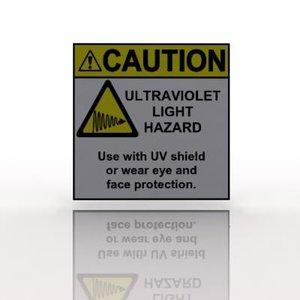 3ds max ultra uv warning sign