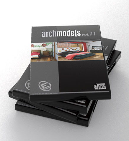 archmodels 11 beds 3d 3ds