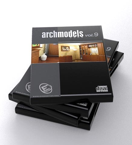 archmodels 9 3d max